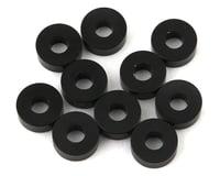1UP Racing 3x8x3mm Precision Aluminum Shims (Black) (10) (Team Durango DEX210F)