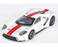 AFX Ford GT White/Red