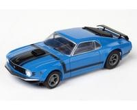 AFX Mustang CLEAR - Boss 302 - Blue