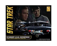AMT Star Trek U.S.S. Enterprise Box Set - Snap