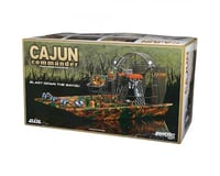 AquaCraft Cajun Commander Brushless RTR Scale Airboat w/2.4GHz Radio