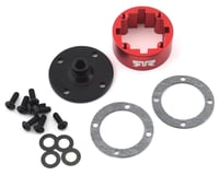 Arrma Typhon 6S BLX Metal Differential Case (Red)