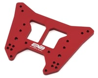 Arrma Kraton 6S BLX EXB Aluminum Rear Shock Tower (Red)