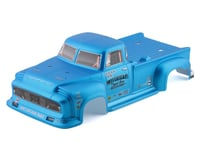 Arrma Outcast 6S BLX Notorious Real Steel Painted Body (Blue)