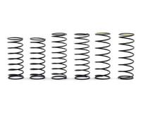 Team Associated Reflex 14T Factory 14B/14T 10mm Rear Shock Spring Set