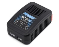 Reedy 123-S Compact Single Channel AC Balance Charger (US) (2-3S/1.2A/15W) (Team Associated Reflex 14T)