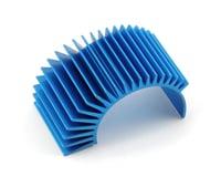 Team Associated TC6.2 Factory Aluminum Radial Clip-On Heatsink (Blue) (Long)