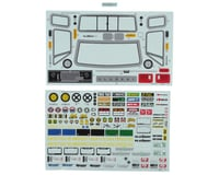 Element RC Sendero Body Decal Sheet