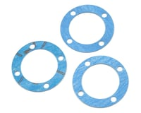 Team Associated RC8T3.1e RC8B3.1 Differential Gaskets (3)