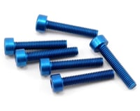 Team Associated SC10 4x4 Factory Aluminum 3x16mm Cap Head Screw (6)