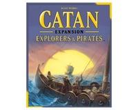 Asmodee Catan: Explorers and Pirates Expansion