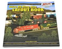 Atlas Railroad HO King-Size Plan Book