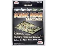 Atlas Railroad N Scenic Ridge Track Pack