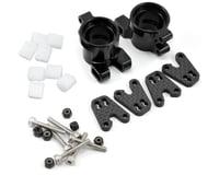 Avid RC Aluminum Rear Hub Set (Team Associated SC8)