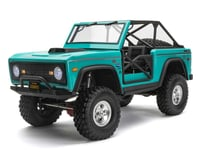 """Axial SCX10 III """"Early Ford Bronco"""" RTR 1/10 4WD Rock Crawler (Turquoise Blue)"""