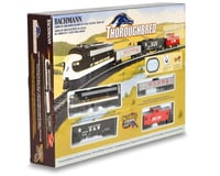 Bachmann Thoroughbred Train Set (HO Scale)