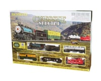Bachmann Chessie Special Train Set (HO Scale)
