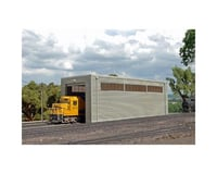 Bachmann Scenescapes Single Stall Shed (HO Scale)