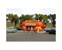 Bachmann Roadside U.S.A. Building Hot Dog Stand (HO Scale)