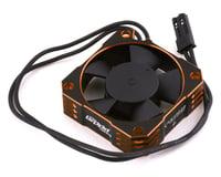 Team Brood Ventus L Aluminum 35mm Cooling Fan (Orange)