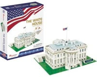 Cubic Fun THE WHITE HOUSE 3D PUZZLE