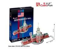 Cubic Fun CubicFun C120H Independence Hall Puzzle