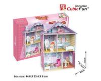 Cubic Fun 3D Puzzle Little Artist's Dollhouse CubicFun K1201h 60 Pieces