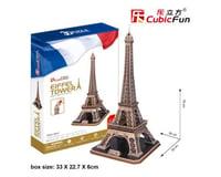 Cubic Fun CubicFun MC091H Eiffel Tower Puzzle
