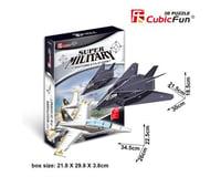 Cubic Fun CubicFun P629H F117 Nighthawk and F18 Hornet Puzzle