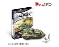 Cubic Fun CubicFun P630H Leopard Military Tank Puzzle