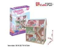 Cubic Fun CubicFun P684h Dollhouse - Pianist's Home Puzzle, 105 Pieces