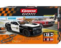 Carrera 62510 Go!!! On the Run Slot Car Set