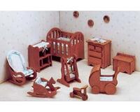 Corona Concepts Dollhouse Nursery Furniture