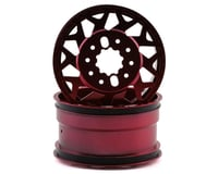 CEN Ford F450 American Force H01 Contra Wheel (Red) (2)