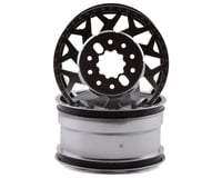 CEN Ford F450 American Force H01 Contra Wheel (Silver) (2)