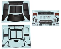 CEN Ford F450 Decal Sheet