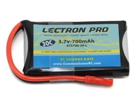 Common Sense RC Lectron Pro 1S LiPo 30C Battery (3.7V/700mAh) (LaTrax Alias)