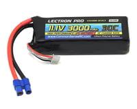 Common Sense RC Lectron Pro 3S LiPo 30C Battery (11.1V/3000mAh) (ParkZone T-28 Trojan)