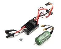 Castle Creations Mamba Micro X 1/18th Scale Brushless Combo (5300KV)