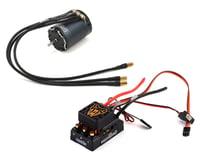 Castle Creations Copperhead 10 Waterproof 1/10 Sensored Combo w/Slate (3800Kv)