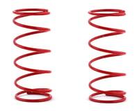 Custom Works Big Bore Shock Spring (2) (6lb/Red)