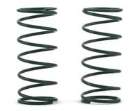Custom Works Big Bore Shock Spring (2) (7lb/Green)