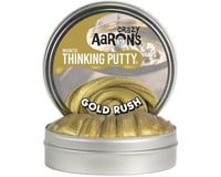 Crazy Aaron's GOLD RUSH PUTTY 4IN TIN W/MAGNET (6)