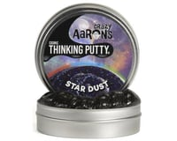 """Crazy Aaron's Thinking Putty, 3.2 Ounce, Cosmic Star Dust 4"""" Tin"""