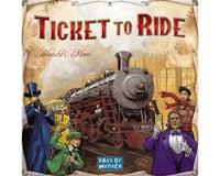 Days of Wonder Ticket to Ride Board Game