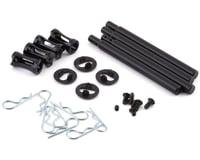 DragRace Concepts DRC1 Drag Pak Clip Style Body Mount Set (Black) (4)