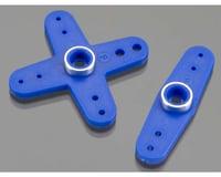 DuraTrax Futaba Servo Arm (Blue)