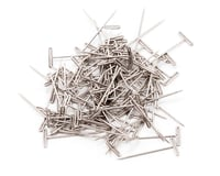 """DuBro 1"""" Nickel Plated T-Pins (100)"""