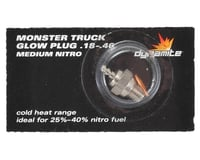 Dynamite Monster Truck .18-.46 Nitro Glow Plug (Cold) (Losi 8IGHT RTR)