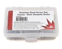 Dynamite Slash, Stampede, Rustler, Bandit Stainless Steel Screw Set (177)